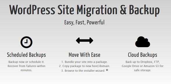 Duplicator Pro v3.8.9.1 - WordPress Site Migration & BackUp