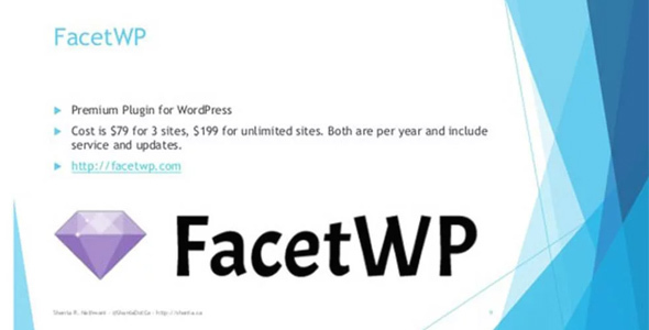 FacetWP