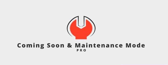 Coming Soon & Maintenance Mode PRO v6.37