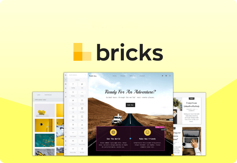 Bricks v1.1 – Visual Site Builder for WordPress