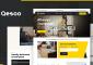 Qesco v1.0.0 – Logistic Shipping Company WordPress Theme