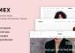 Samex v1.5 – Clean, Minimal Shop WooCommerce WordPress Theme