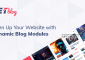 JetBlog v2.2.7 – Blogging Package for Elementor Page Builder